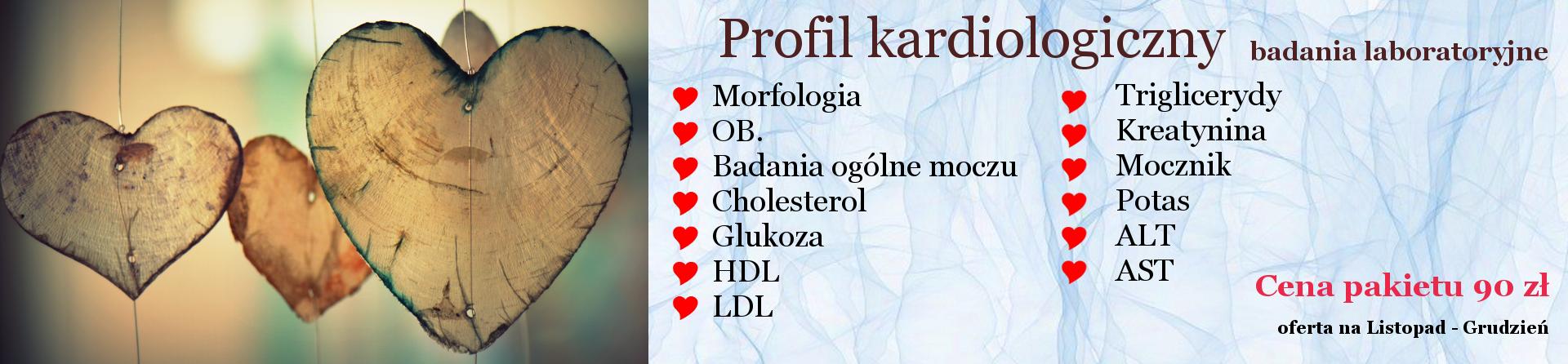 Profil Kardiologiczny