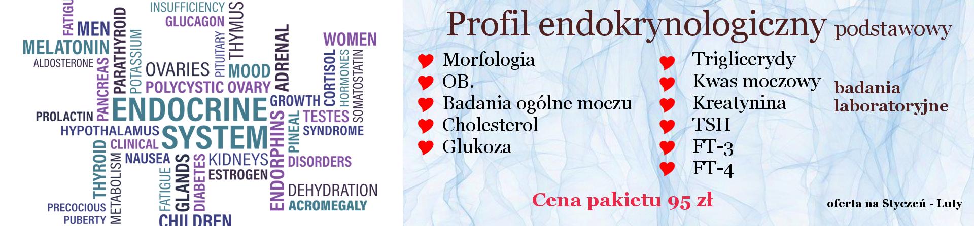 Profil endokrynologiczny